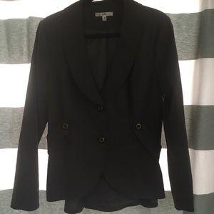 Cabi Grey lined jacket, sample size 12.